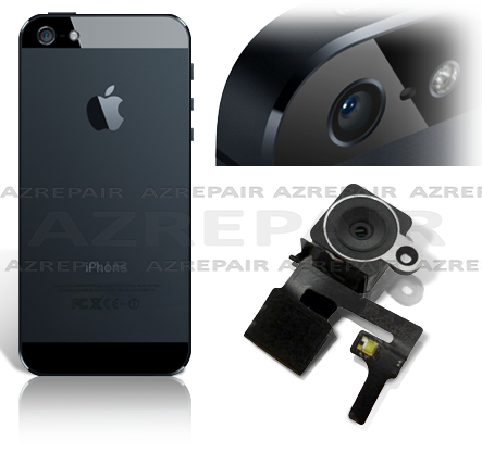 iPhone 5 Rear Camera Repair