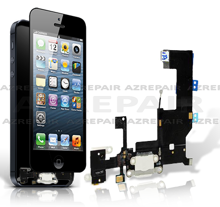 iPhone 5 Dock Connector Repair