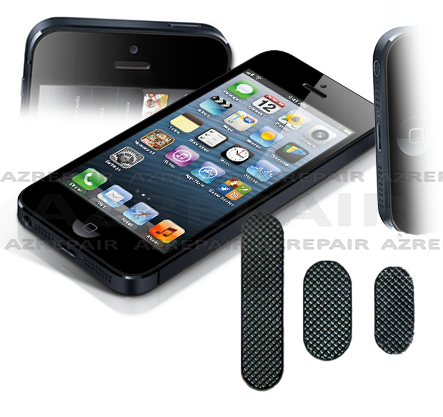 iPhone 5 Ear Speaker Mic Anti Dust Mesh GRILL Net Filter Repair